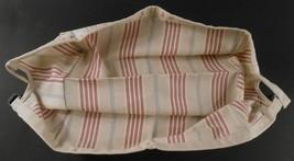 Genuine Longaberger LINER only for Back Porch Basket Awning Stripe Never... - $6.99