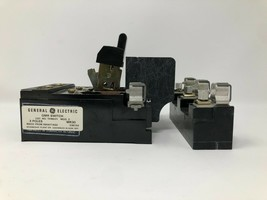 Ge THMS31 Disconnect Qmr Switch With Load Side Fuse Block, Used Free Shipping - $37.36