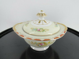 Tuillerie china small serving bowl w/lid - $13.96