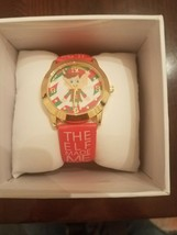 Christmas Holiday Watchs Elf Rare Vintage Looking Brand New - $68.19