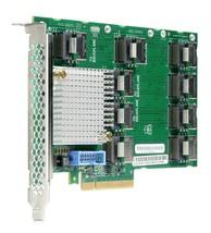 HPE DL38X Gen10 12Gb SAS Expander - 12Gb/s SAS, Serial ATA/600 - PCI Exp... - $574.18