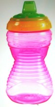 Munchkin Mighty Grip Cup Built in Valve Spill Proof & Leak Proof 10 oz 2... - $12.76
