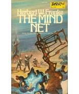 Mind Net (Daw UQ1136) [Oct 15, 1974] Herbert W. Franke and Christine Priest - $11.80