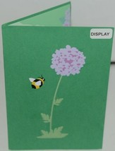 Lovepop LP1706 Bumblebee Pop Up Card with White Envelope Cellophane Wrapped image 2