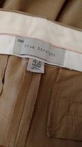 Women's tan 4 gap dress pants ras687 - $14.84