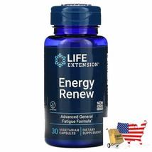 Life Extension, Energy Renew, 30 Vegetarian Capsules - $44.52