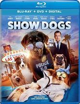 Show Dogs [Blu-ray + DVD + Digital]