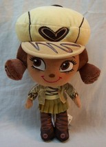 "Disney Store Wreck It Ralph Crumbelina Dicaramello Girl Character 9"" Plush Toy - $19.80"