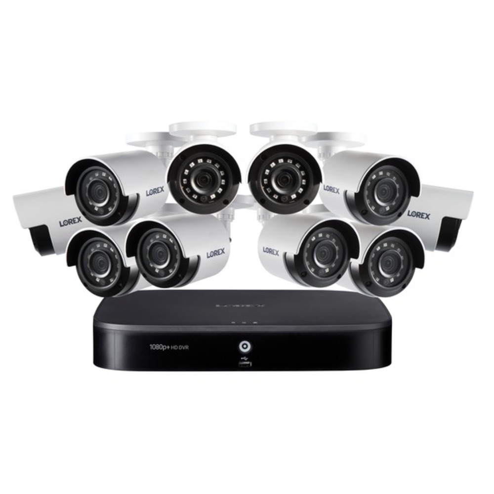 Primary image for Lorex DF162-A2NAE 1080p HD 16-Channel DVR Security System with 2 TB Hard Drive a