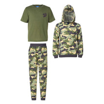 NEW Saint Eve Youth 3-piece PJ Set, Green SELECT SIZE FREE SHIPPING - $24.98