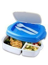 Stay-Fit Lunch 2 Go Container, EZ Freeze - $239,12 MXN