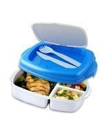 Stay-Fit Lunch 2 Go Container, EZ Freeze - £9.52 GBP