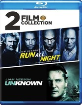 Run All Night/Unknown (Blu-Ray/Dbfe/2 Disc/2 Film Collection)