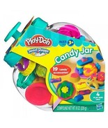 Play Doh Candy Making Set Jar Preschool Molding Modeling Clay Party Favo... - $29.65