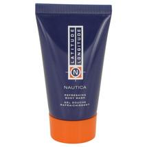 LATITUDE LONGITUDE by Nautica Body Wash Shower Gel 1 oz (Men) - $1.88