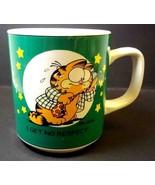 Garfield coffee mug I get no Respect Dangerfield Jim Davis Enesco 8 oz - $7.48