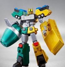 Neu Bandai Super Robot Chogokin King Of Braves Gaogaigar Gekiryujin Actionfigure - $136.89