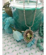 Mother's Day Personalized Oval Mother's Necklace - $7.00