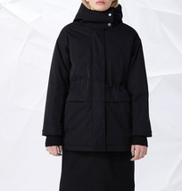 Elvine Womens Dorie Parka Black S - $154.43