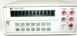 HP HEWLETT-PACKARD 3468A MULTI METER image 4