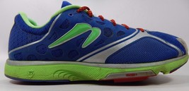 Newton Motion III 3 Men's Running Shoes Size US 13 M (D) EU 47 Blue Silver
