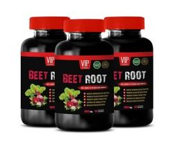 anti inflammation pills - BEET ROOT - herbal energy boost 3 Bottles - $38.31