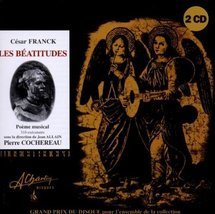 Franck: Les Beatitudes [Audio CD] Cesar Franck; Jean Allain and L'Academ... - $14.78