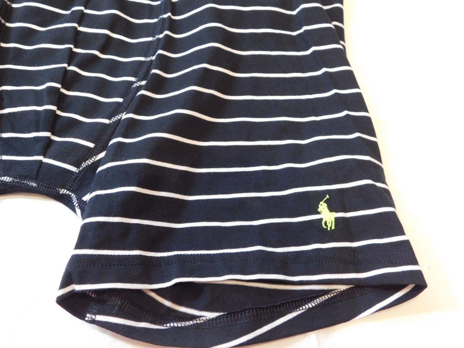 Polo Ralph Lauren underwear men's Boxer Brief Traditional Leg Length L LU6