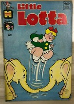 LITTLE LOTTA #43 (1962) Harvey Comics VG+ - $9.89