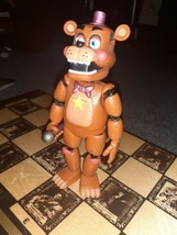FNAF Funko action figure Freddy  USED,GOOD CONDITION - $12.48