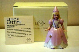 Lenox 2012 Little Fairy Princess Figurine New In Box - $11.77