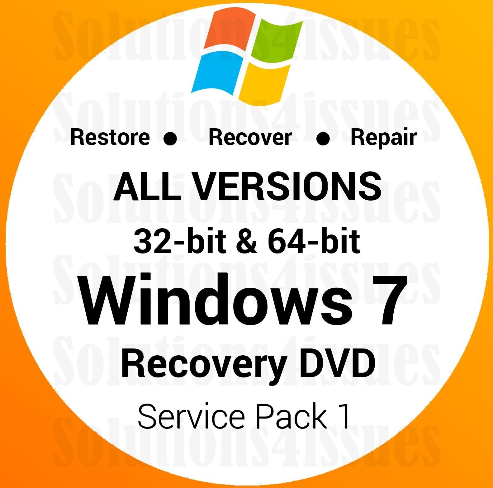 how to repair windows 7 home premium