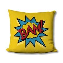 Pop Art Pillow - Pop Art Decor - Comic Book - Pop Art Print - Superhero ... - $16.99