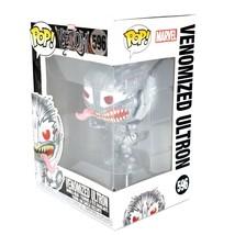 Funko Pop! Marvel Venom Venomized Ultron #596 Bobble-Head Vinyl Action Figure image 2