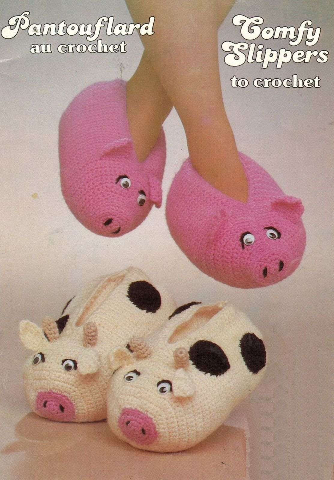 Cat Socks (Free Crochet Pattern)   1600x1113