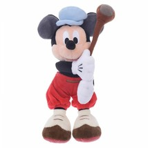 Disney Store Japan 90th 1941 Mickey Canine Caddy Plush New with Tags - $9.55