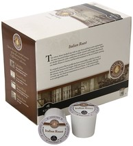 Barista Prima Coffeehouse Italian Roast Coffee 18 to 90 K cup Pick Any Quantity - $19.99+