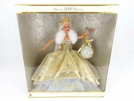 Barbie Special 2000 Edition Barbie Doll Celebration Barbie Gold Dress Ma... - $22.49