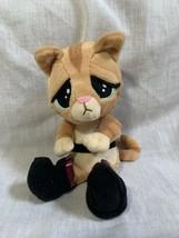 Shrek Baby Puss in Boots small plush cat kitten DreamWorks sad eyes - $5.93