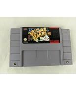 Super Nintendo Vegas Stakes Game Cartridge - $2.95