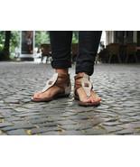 New EMU Australia Kinglake Leather Thong Sandals size  10 M - $67.54