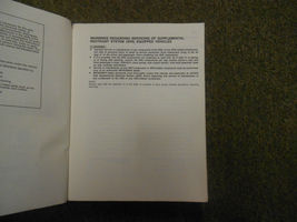 1999 2000 MITSUBISHI GALANT Service Shop Manual SET OEM DEALERSHIP BOOKS 1st EDI image 3