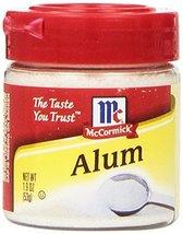 McCormick Alum, 1.9 oz - $8.86