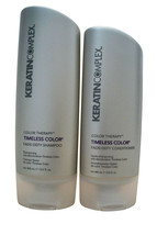 Keratin Complex Timeless Color Shampoo & Conditioner 13.5 OZ. Each - $24.79