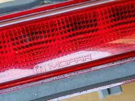 11-14 Chrysler 300 Trunk Lid Center High Mount LED 3rd Brake Light Lamp image 2