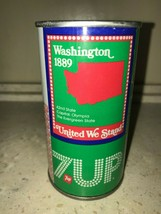 7 UP UNCLE SAM CAN 1976, WASHINGTON - COMPLETE YOUR COLLECTION!! - $7.99