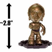 """C-3PO: ~2.8"""" Funko Mystery Minis x Star Wars Mini Bobblehead Figure (13905) - $4.49"""