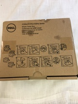 Dell Waste Toner Box, C266x/C376x/S384x Series (KM) - $5.42