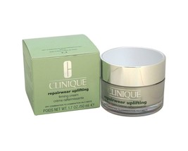 Clinique Repairwear Uplifting Firming Cream Dry To Oily Skin 1.7oz.  New... - $46.28