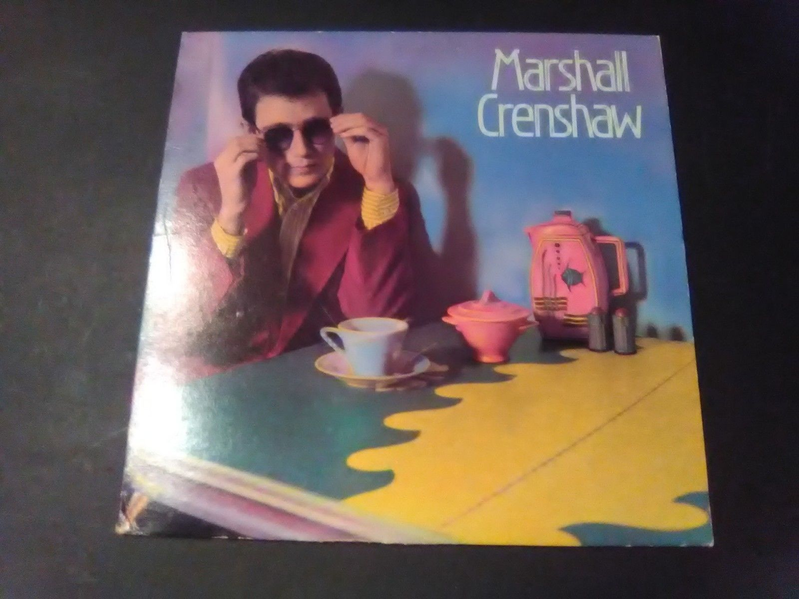 Primary image for Marshall Crenshaw Self Titled LP WB BSK3673 VG+ VG+ FREE SHIPPING